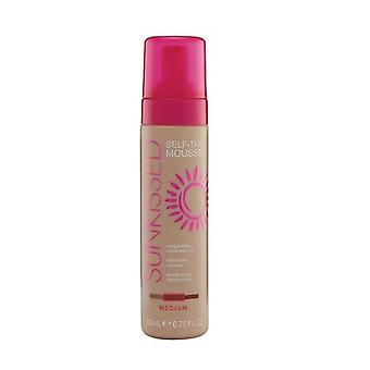 Sunkissed Self Tan Medium Mousse