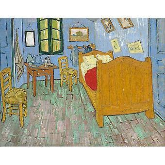 Vincent Van Gogh - The Bedroom Poster Print Giclee