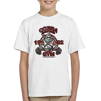 Cobra kommando Gym GI Joe Storm Shadow Kid's T-Shirt