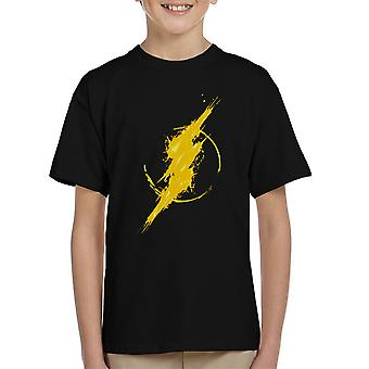 Blixten snabb logotyp Kid's T-Shirt