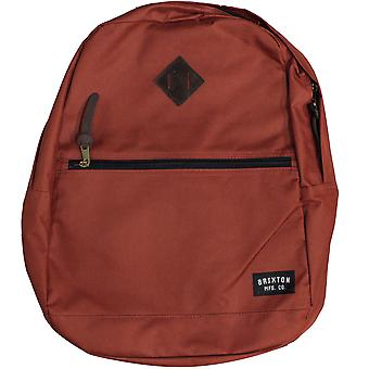 Brixton Carson Backpack Red