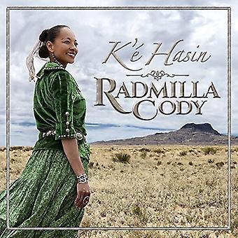 Radmilla Cody - S'E mia - slægtskab & håb [CD] USA importerer
