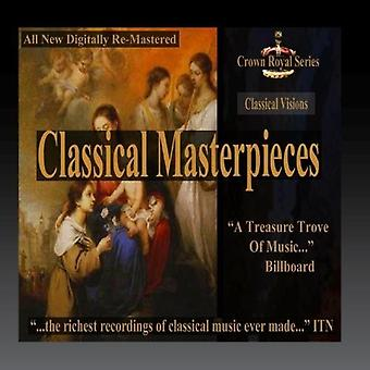 Various Artist - Classical Visions - Classical Masterpieces [CD] USA import