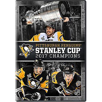 Importer des Champions 2017 de la coupe Stanley [DVD] é.-u.
