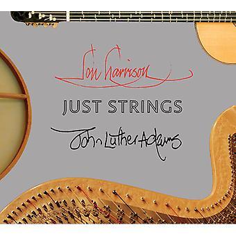 Gewoon Strings - alleen tekenreeksen [CD] USA importeren