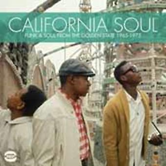 California Soul: Funk & Soul From The Golden State 1965-1976 by Various Artists