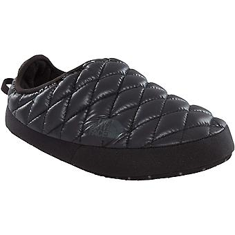 North Face Women's Thermoball Tent Mule IV - Shiny TNF Black