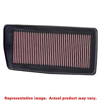 K & N Drop-in-High-Flow Luftfilter 33-2382 passt: ACURA 2007-2012 RDX L4 2,3