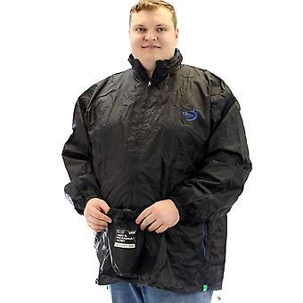 D555 Zac Packaway Waterproof Rain Jacket