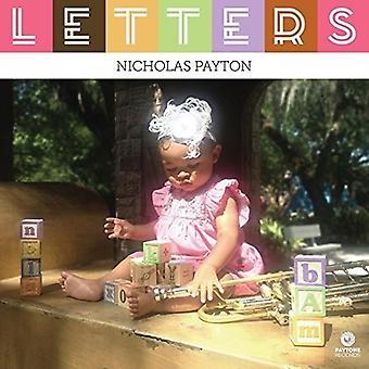Nicholas Payton - Letters [CD] USA import