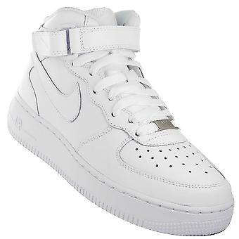 Nike Air Force 1 Mid GS 314195113 universal all year kids shoes