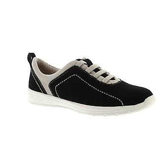 Earth Spirit Tuscon - Black (Textile) Womens Trainers
