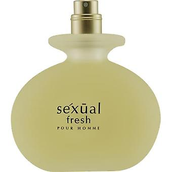 Sexual Fresh By Michel Germain Edt Spray 4.2 Oz *Tester