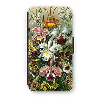 Huawei P9 Flip Case - Haeckel Orchidae