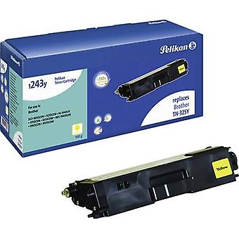 Pelikan Toner cartridge replaced Brother TN-325Y Compatible Yell