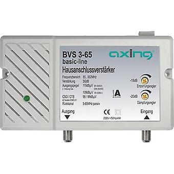 Cable TV amplifier Axing BVS 3-65 30 dB
