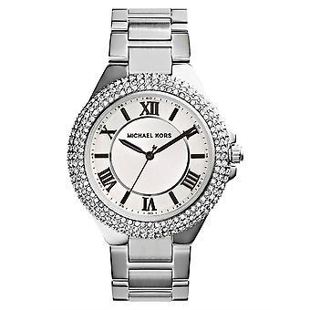 Michael Kors Ladies Watch Silver Tone - MK3276