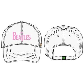 The Beatles classic Drop T Logo new Official strapback Baseball Cap