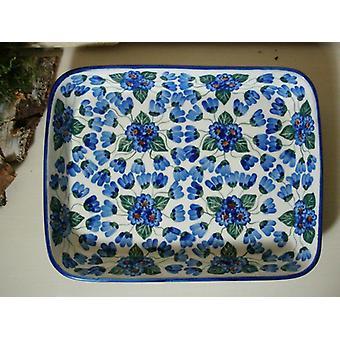 الطبق/طاجن، 19 × 24 × 4 سم، 46-6593 بي إس