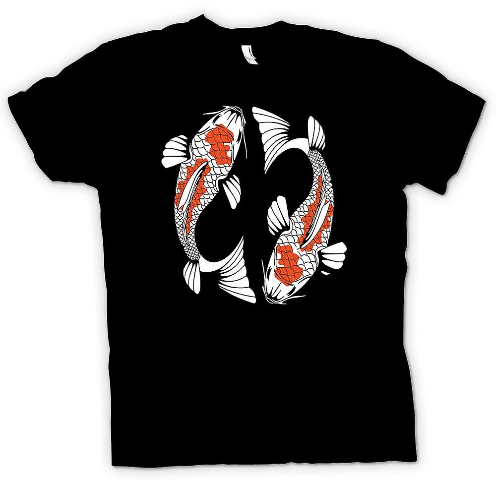 Barn T-shirt-Koi karp Cool fisk