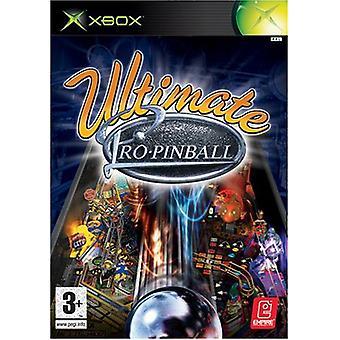 Ultimate Pro Pinball Xplosiv vifte (Xbox)