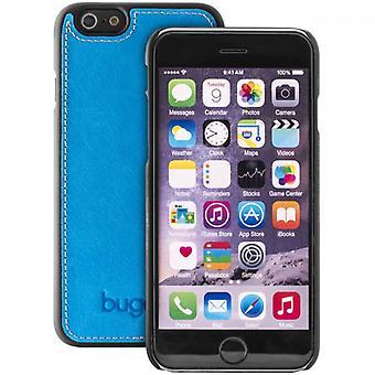 Cobalto de Módena 6s 6 caso Bugatti ClipOnCover funda de cuero iPhone