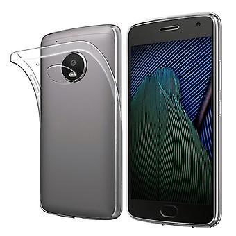 Pour Motorola Moto G6 plus Silikoncase TPU protection transparent sac Housse Etui pochette accessoires nouveau