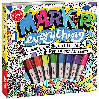 Marker Everything Book Kit