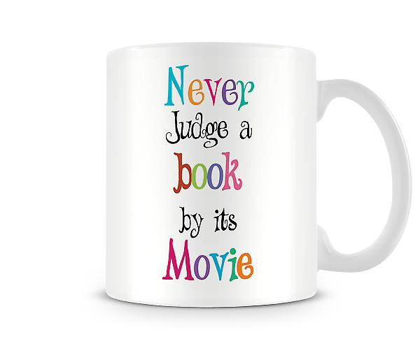 Never Book Movie Printed Mug