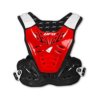 UFO Red Reactor 2 Evolution Kids MX Chest Protector