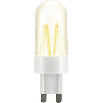 Sygonix LED G9 Pen 1.8 W = 20 W Warm white (Ø x L) 20 mm x 60 mm EEC: A++ Filament 1 pc(s)
