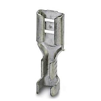 Phoenix Contact 3240157 Blade receptacle Connector width: 4.8 mm Connector thickness: 0.5 mm 180 ° Not insulated Metal