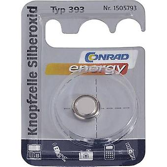 Button cell SR48, SR754 Silver oxide Conrad energy SR48