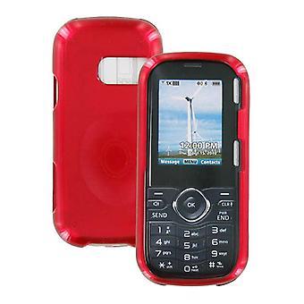 LG Cosmos VN250 Snap-On Etui (rouge) (emballage en vrac)