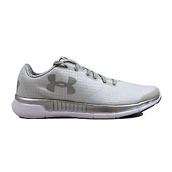 Under Armour W carica fulmini ghiacciaio Grey/White-Metallic argento donna 1285494-004