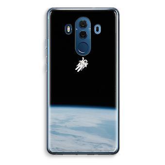 Huawei Mate 10 Pro caso transparente (Soft) - sozinho no espaço