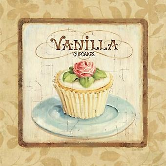 Sweet Cupcakes I Poster Print by Lisa Audit (8 x 8)