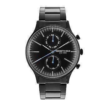 Kenneth Cole New York homme montre montre-bracelet en acier inoxydable KC50585001