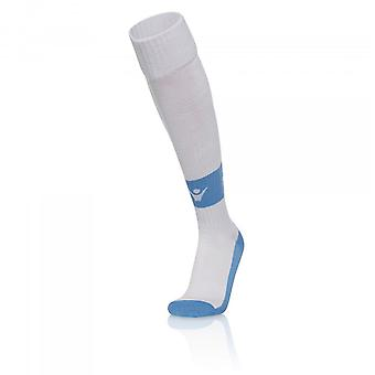 2018-2019 Lazio Away Macron Socks (White)