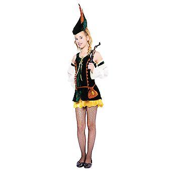 Bnov Hunter Girl Costume