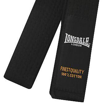 Lonsdale Mens Gents Martial Arts Belt Karate Taekwondo Judo JU Jitsu Belt