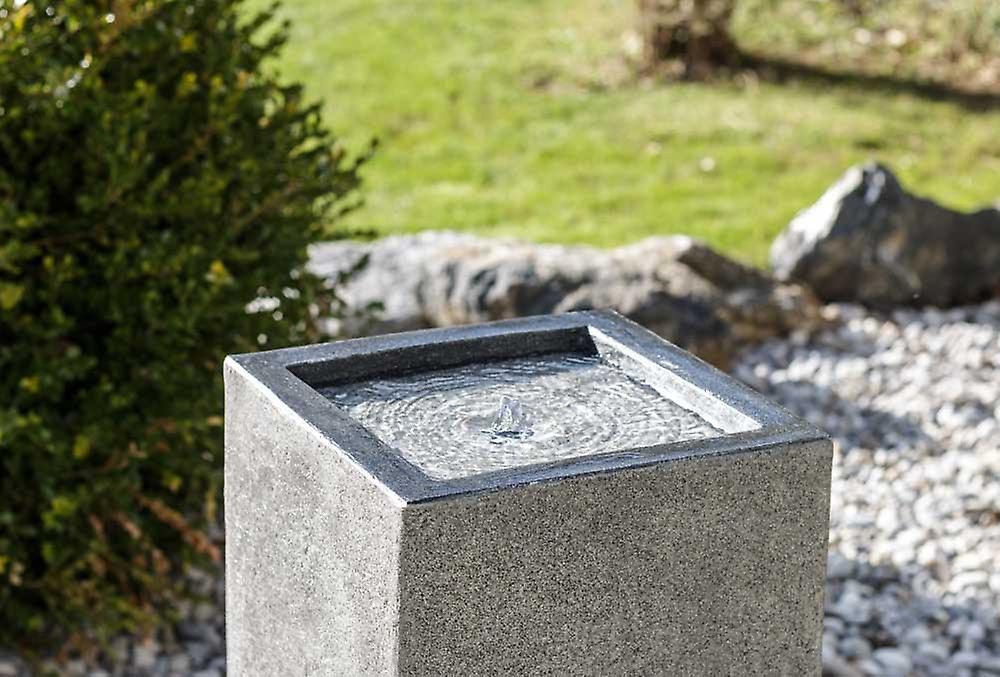 Fountains fountains garden fountains FoColumn square 75x31cm 10749