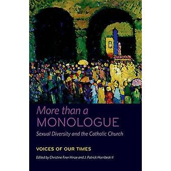 Mehr als ein Monolog - sexuelle Vielfalt und der katholischen Kirche - Voic