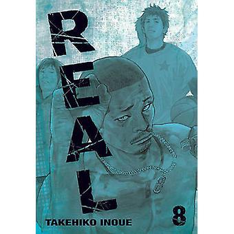 Real - Band 8 von Takehiko Inoue - Takehiko Inoue - 9781421530710 Bo