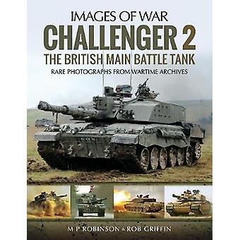Challenger - britiske vigtigste kamp Tank - nr. 2 M. P. Robinson - 9