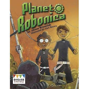روبونيكا كوكب الأرض قبل أليسون رينولدز-كتاب 9781474717922
