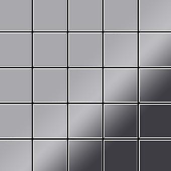 Metal mosaic Stainless Steel ALLOY Century-S-S-MM