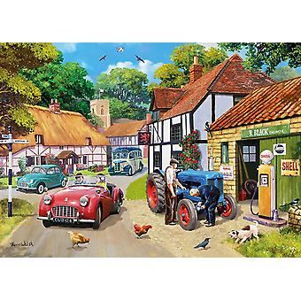 Gibsons Running Repairs Jigsaw Puzzle (1000 pieces)