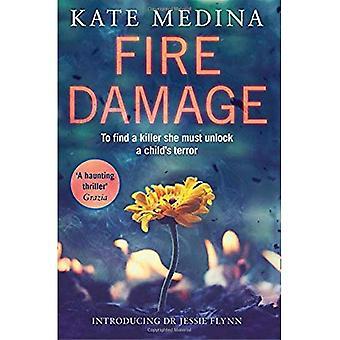 Feuer-Schaden (Jessie Flynn Untersuchung, Buch 1)