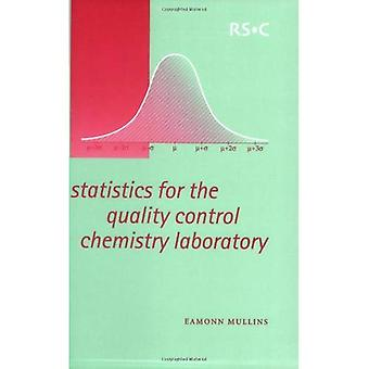 Statistiques pour le laboratoire de chimie contrôle de qualité